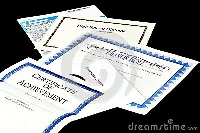 No high school diploma on resume